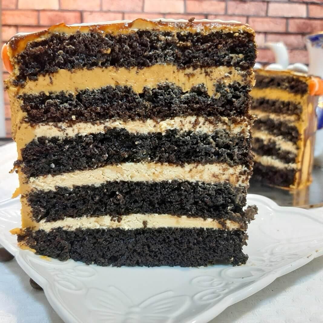 торт Тёмный Ларри
