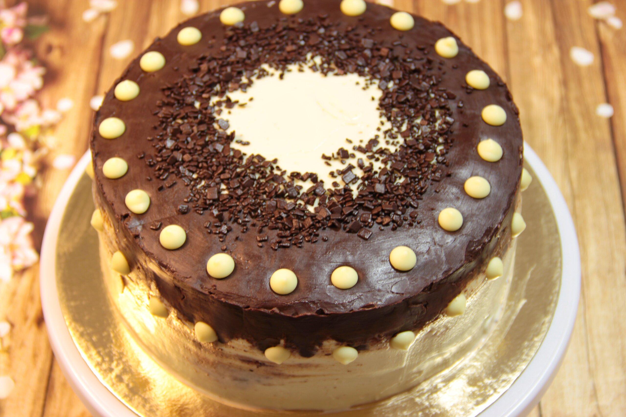 Шварцвальдский торт Чёрный лес