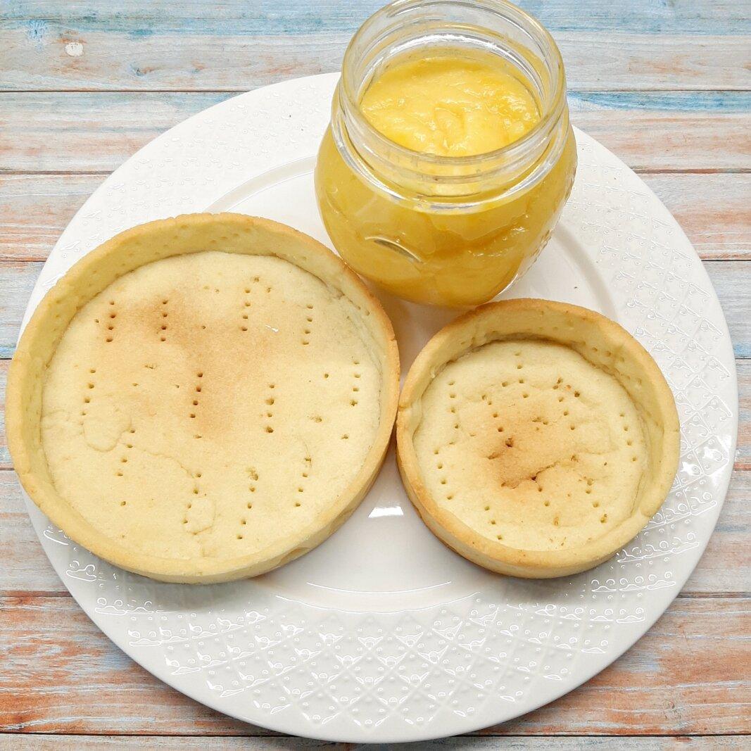лимонные тарталатки