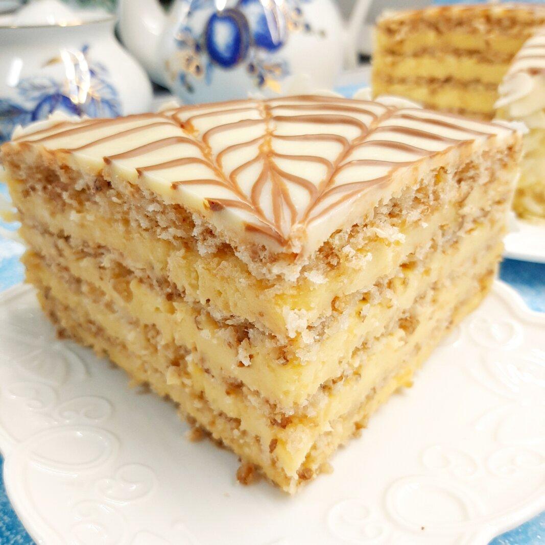 Торт Эстерхази