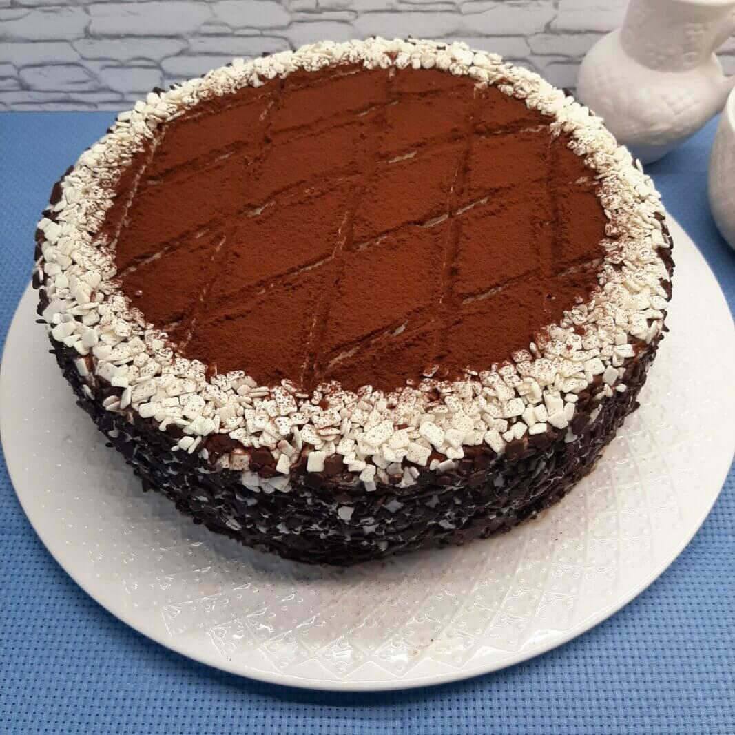 Торт Чёрный принц